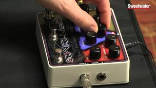 Electro-Harmonix Epitome Multi-effects Pedal Review by Sweetwater