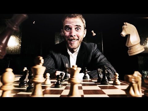 Lessons From A GRANDMASTER! (Chess w/GM Tal Baron #1)