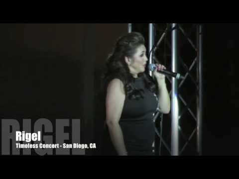 REGINE VELASQUEZ - Tunay Na Kayamanan (Timeless US Concert Tour 2016 - San Diego)