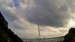 2016年11月2日 15:20:00 「ひまわり9号」を搭載したH2Aロケット30号機が...