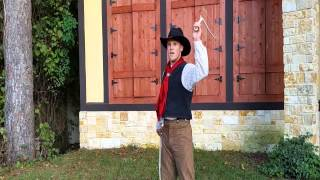 double whip cracking drover s two step tasmanian twist