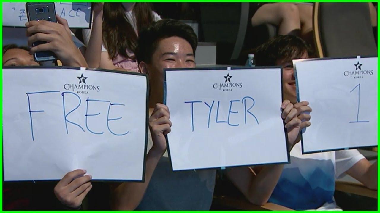 """""""Free Tyler1"""" On LCK   Scarra vs Blue Buff - Best of LoL Streams #149"""