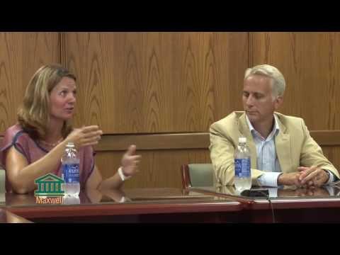 Career Connection with Alumni Kristin Dadey