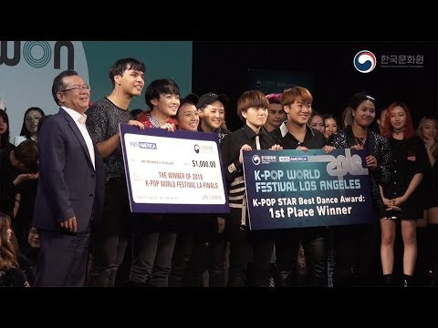 [July 28th, 2018] 2018 K-POP World Festival