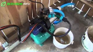 Darmowa woda - studnia ze szpicem, abisynka