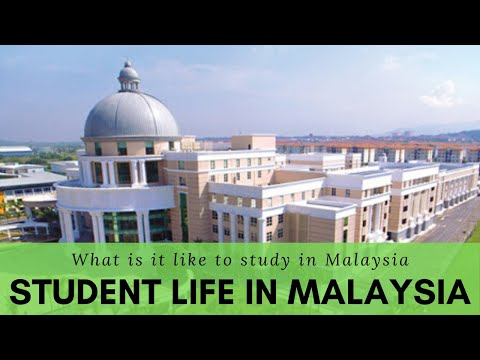 Student life in Malaysia