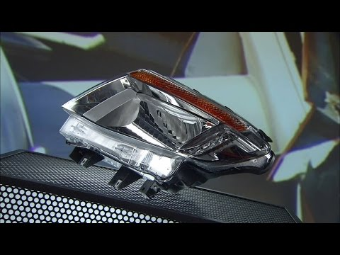 Car Headlights | How It's Made