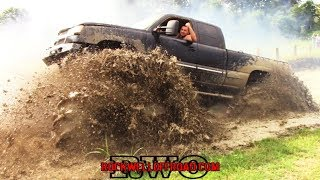 how to make a mud truck