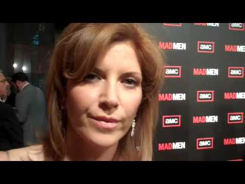 melinda mcgraw makes out with Jon Hamm!