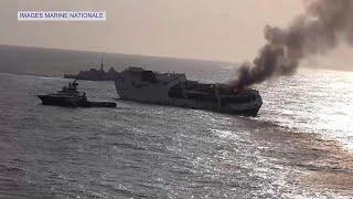 Fioul lourd et matières dangereuses, une marée noire redoutée en France