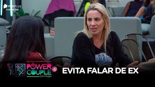 Faby Monarca evita falar do ex, Marcos Oliver