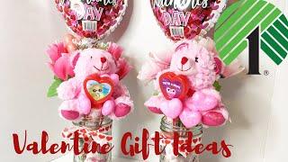Dollar Tree Valentine Gift Ideas! Cheap & Easy!