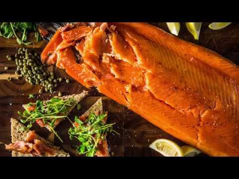 Traeger Smoked Salmon | Traeger Wood Pellet Grills - YouTube