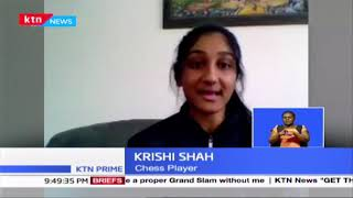 Krishi aims High: Woman Fide master Krishi Shah targets World Individual Chess championship