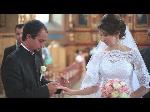 Nóra és Ottó esküvője (Máriapócs, Emmánuel Zarándokközpont)