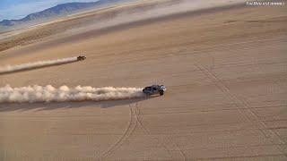The 2015 Mint 400 Featuring Robert's Racing, Helicopter Footage, HD