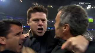 WOW! Amazing scenes as Spurs knock Man City out of the Champions League! thumbnail