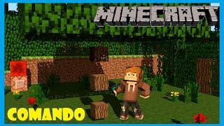 Minecraft: Comando do timber mod - Quebre árvores instantaneamente!! (1.8+)