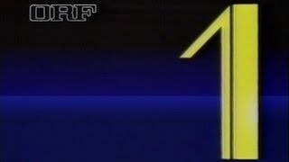 ORF FS1 - Ident/Senderlogo (1988)