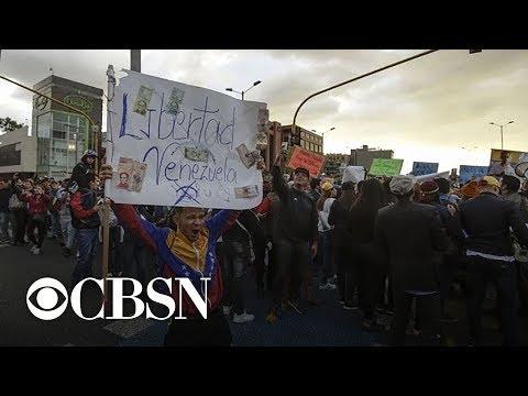 Maduro and Guaidó vie for military support as Venezuela's political crisis escalates