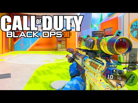 CHOKING ON CLIPS! - Call of Duty Black Ops 3 Sniper Gameplay - RTC Ep.10