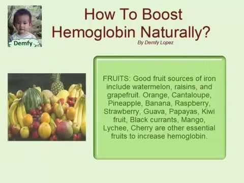 Low Hemoglobin Level? Learn Ways to Increase It
