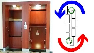 Video Paternoster Lift - Through the Basement & Over the Top download MP3, 3GP, MP4, WEBM, AVI, FLV Mei 2018