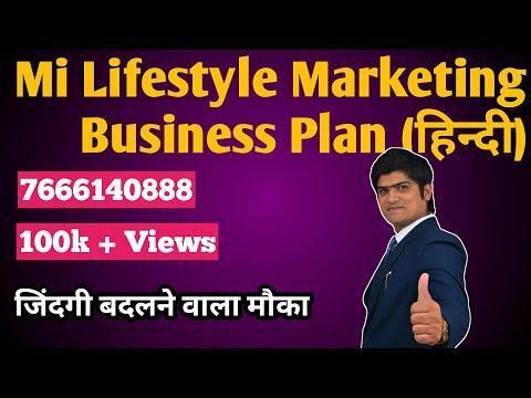 INDIA'S NO. 1 MARKETING PLAN MI LIFESTYLE MARKETING-BY RAM PATIL