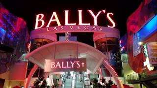 Bally's Hotel Tour..MAY 2018