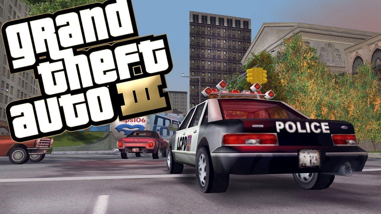 GTA III - PİSKOPAT POLİSLER - Bölüm 9