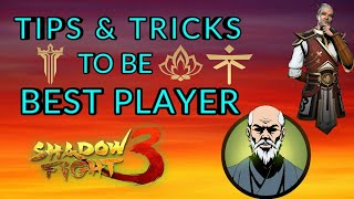 Shadow Fight 3 tips and tricks to be best player