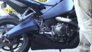 1125r stock modded exhaust buell