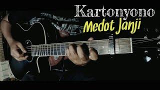 KARTONYONO MEDOT JANJI (Akustik Gitar Cover) | Fingerstyle