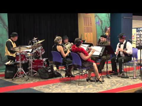 """""""St. Louis Blues"""" -- Rhapsody Wind Quintet"""