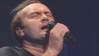 Genesis - No Son of Mine (Phil Collins cam) Live 1992