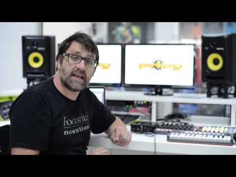 Novation Audiohub 2x4 Audio Interface and USB Hub