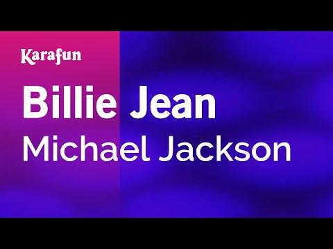 Billie Jean - Michael Jackson | Karaoke Version | KaraFun