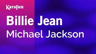 Karaoke Billie Jean - Michael Jackson *