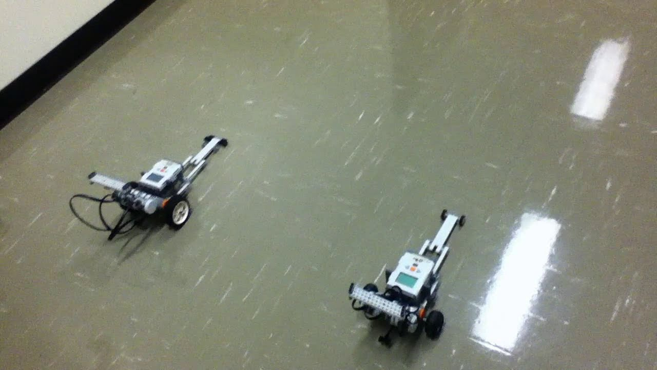 Lego Mindstorms NXT - Projets & Créations by ShadowLee19