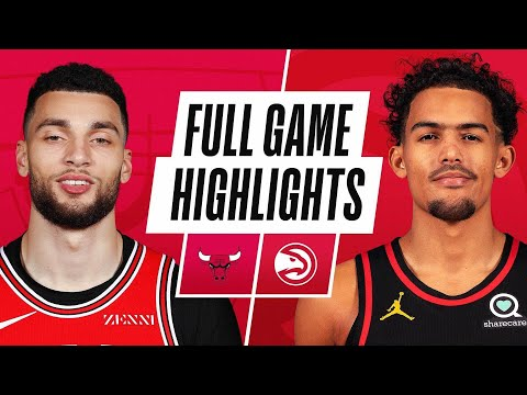 GAME  RECAP: Hawks 120, Bulls 108