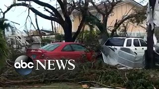 Hurricane Dorian churns just 100 miles off the coast of Florida