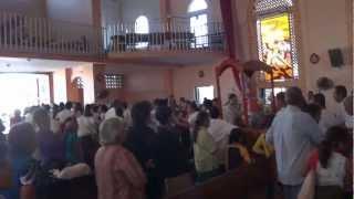 Divino Niño Jesus  de  Zacualpan  Nayarit  3 Mzo 2013