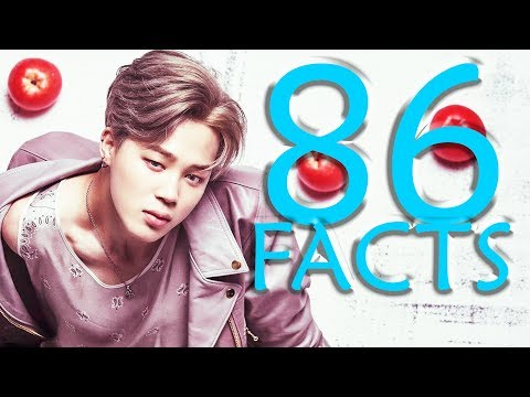 86 Things You Need To Know About BTS Jimin