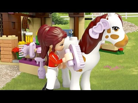 Heartlake Riding Club - LEGO Friends  - Product Animation 41126