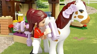 Heartlake Riding Club - LEGO Friends  - Product Animation 41126