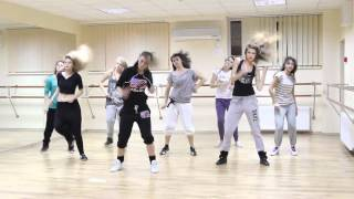 Студия современного танца Vegas группа Джаз фанк новички