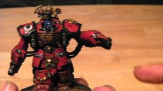 Space Marines Centurions Pt 2 (Finished)