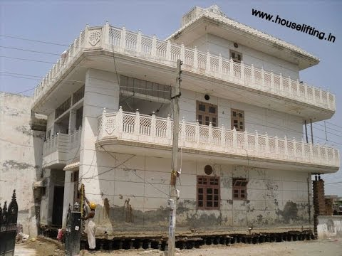 House lifting services in india 9466741300 www for Building a house in india