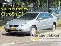 Video review Citroën C5 2.0 16v Automaat Differance, 2003, 17-NL-GB