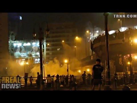 Violent clashes rage in Cairo as Brotherhood demands Morsi's reinstatement
